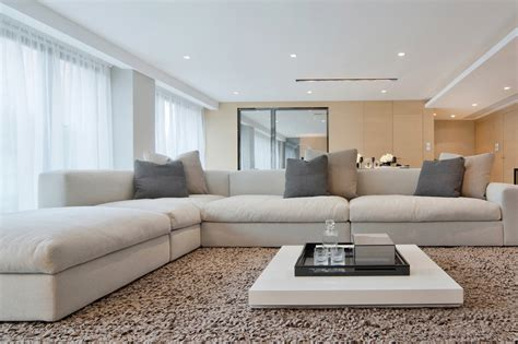 Sectional Sofas Living Spaces Synergistic Modern Spaces By Steve Leung