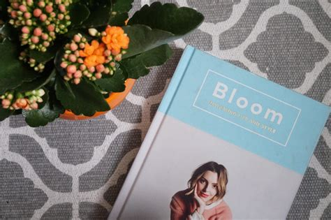 bloom for yourself books bloom by estee lalonde book review