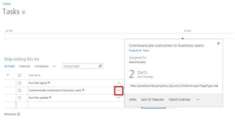 sharepoint 2013 project templates sharepoint 2013 preview project site template