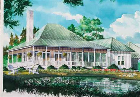 White Oak Landing Ken Tate Architect Southern Living Ken Tate House Plans