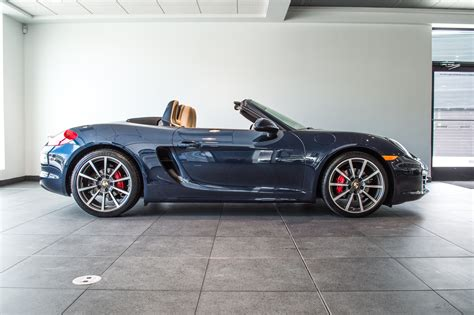 2014 Boxster S by 2014 Porsche Boxster Boxster S Stock 18183a For Sale