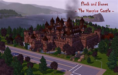 sims 2 downloads castle lots