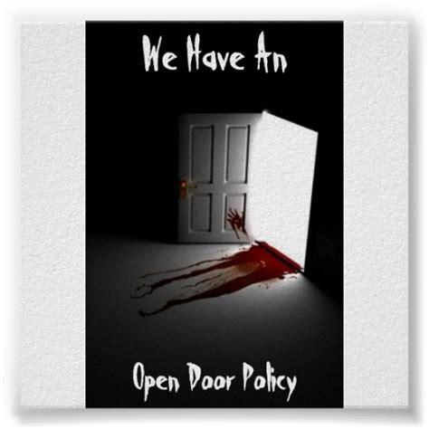 What Is Open Door Policy by Open Door Policy Zazzle