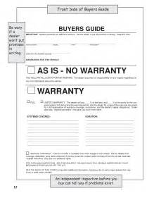 vehicle bill of sale as is template best photos of as is no warranty bill of sale template car