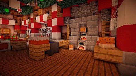 santas workshop christmas special minecraft building