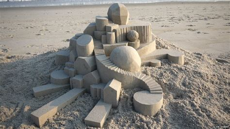 calvin seibert pictures stunning sandcastles photographed on the beach