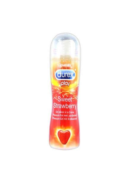 Durex Play Gel 50ml durex play pleasure gel sweet strawberry 50 ml