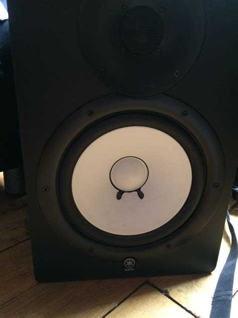 Yamaha Hs 8 Yamaha Hs8 Yamaha Hs 8 Speaker Monitor Hs8 Yamaha Hs8 Audiofanzine