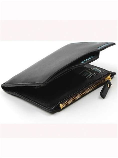 Black Wallet Soap Original Sabun Blackwallet 1 bogesi casual black genuine leather wallet roopchorcha