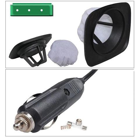 Mesin Penyedot Debu Mobil Car Vacuum Cleaner 100w 1 car vacuum cleaner 100w mesin penyedot debu mobil black lazada indonesia