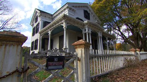 connecticut ghost town connecticut ghost town auctioned for 1 9 million cbs news