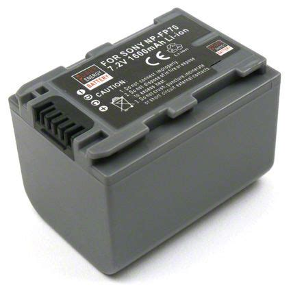Battery Sony Np Fp71 7 4v 1800mah baterie sony np fp30 np fp50 np fp51 np fp70 np fp71