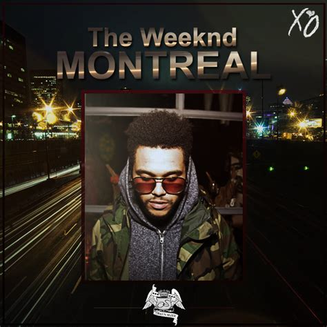 Montreal the weeknd скачать