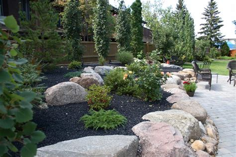 landscaping photos walls planters seanic landscaping edmonton landscaping