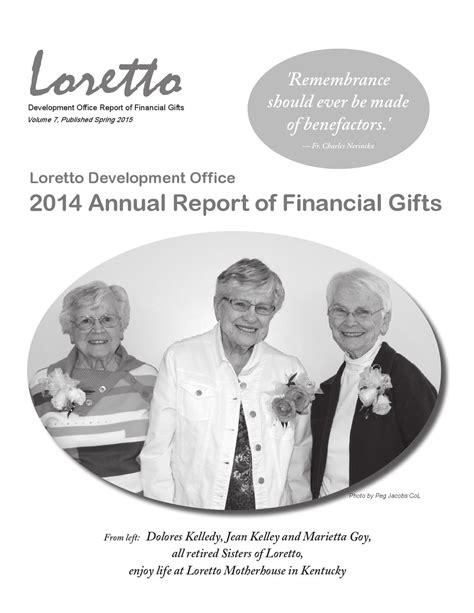 Loretto Magazine Spring 2015 By Loretto Community Issuu by Final 2014 Annual Report 1 By Loretto Community Issuu