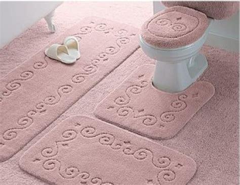 bathroom carpet set bathrooms soft pink bathroom rug sets bathroom floor