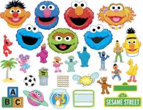 sesame street characters sesame streets and clip art on pinterest