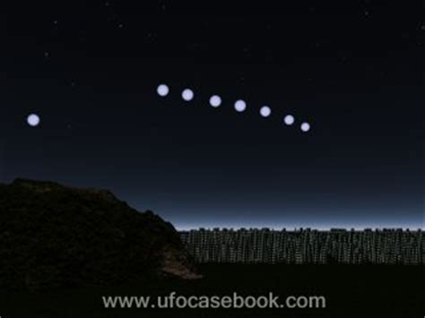 of lights in arizona the lights 1997 arizona ufo casebook files