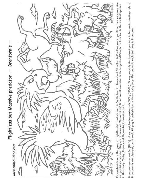 coloring pages of prehistoric animals free coloring pages of prehistoric animals