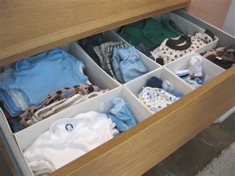 Clothing Drawer Organizers by Babyflock June 2010