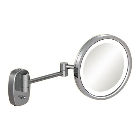 Magnifying Bathroom Mirror With Light Modern Bathroom Mirrors Magnifying Cosmetic Vanity Mirror With Light Nova68 Modern Design