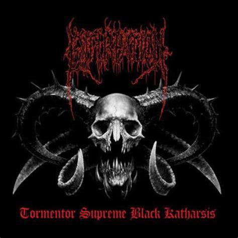 Kaos Supreme Limited extirpation tormentor supreme black katharsis