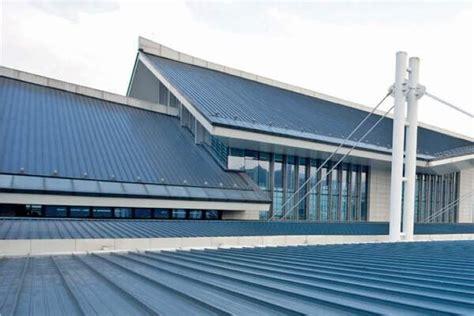 flexlok sistem atap tahan panas dan suara