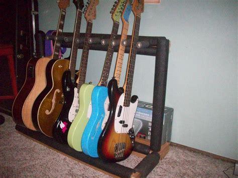 diy guitar stand woodwork diy wooden guitar stand pdf plans