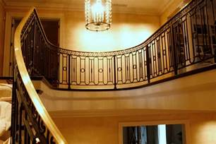Handrails For Stairs Interior by Stair Railings Interior Black Interior