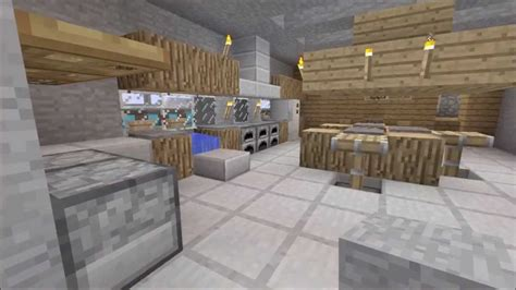 Kitchen Ideas Minecraft by How To Build A Kitchen Dining Room Minecraft Xbox 360