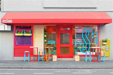 Restaurant Decorations by Colorful Restaurant Decor Restaurant Decor