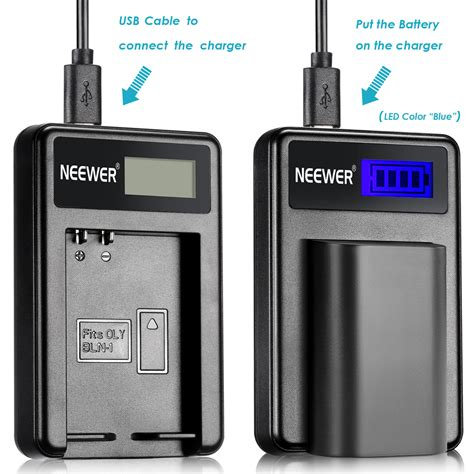 Charger Olympus Bcn 1 Untuk Baterai Bln 2 neewer nw bln1 portable usb battery charger compatibal with bln 1 battery for olympus