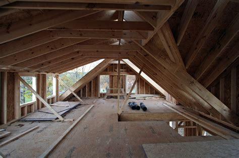 Dachstuhl Mit Gaube by Bonafide Farm Roof