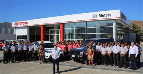Ela Motors Used Cars Port Moresby by Ela Motors Takes Term View Of Papua New Guinea Market