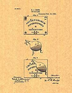 printable ouija board game amazon com ouija board game patent art print poster 8 5