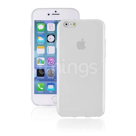 ultrathin 0 3mm tpu bezbarwne elastyczne etui dla iphone 6 6s 4 7 quot