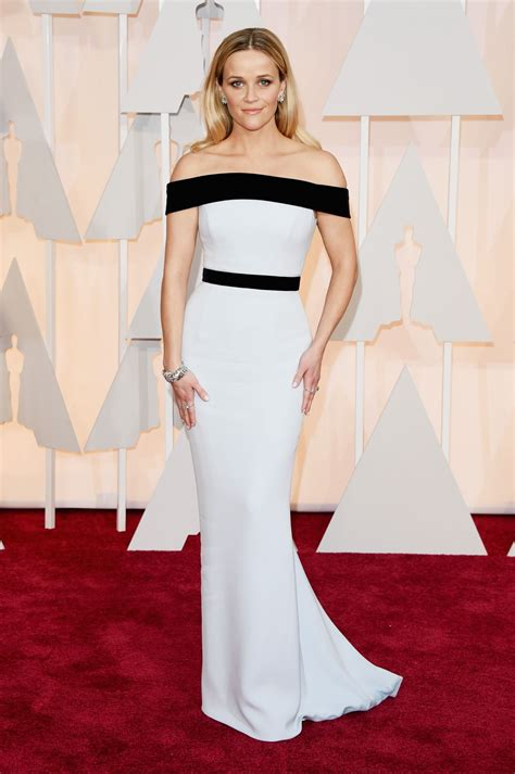 Oscars More Dress News by Reese Witherspoon 2015 Oscars Carpet In