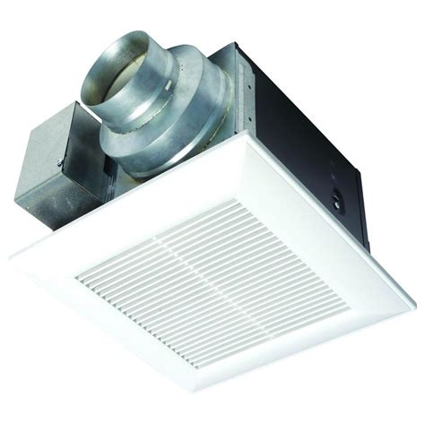 panasonic ceiling ventilation fan panasonic whisperceiling 50 cfm ceiling exhaust bath fan