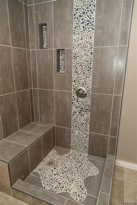 Tiles For Bathroom Showers Tiles Bathroom Shower Tile Designs Glass Enclosed Steam Shower With Pony Wall To Separate The