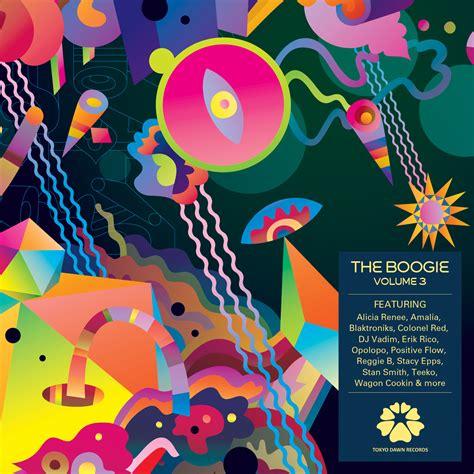 tokyo dawn tokyo dawn records the boogie volume 3 tokyo dawn records