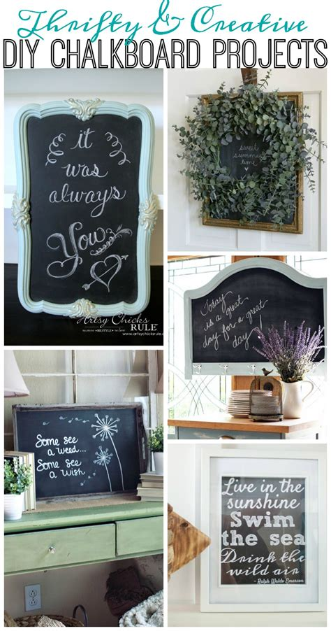 chalkboard diy diy challengeparty your chalkboard projects the