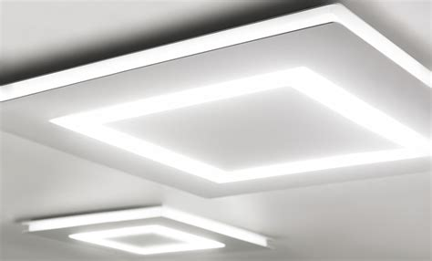 flat led ceiling lights 10 reasons to install led flat panel ceiling lights