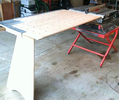 Table Saw Fences Portable Table Saws Bosch Or Dewalt Thisiscarpentry