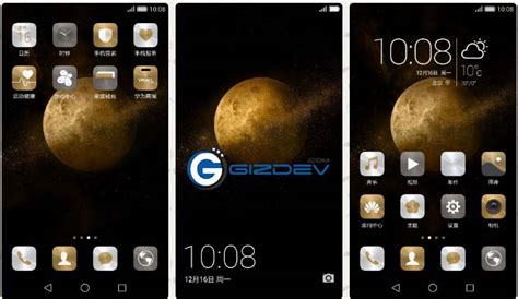 emui theme honor themes huawei honor v8 stock themes for emui 4 1 and