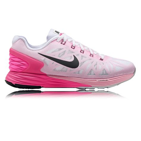 all white womens nike running shoes nike lunarglide 6 s running shoes sp15 womens