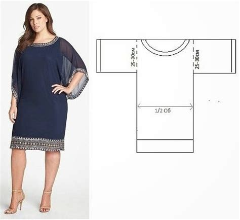 vestido facil de hacer patr 243 n gratis vestido f 225 cil y elegante todas las tallas