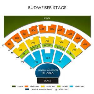 Molson Amphitheatre Floor Plan by View The Molson Amphitheatre Seating Map Motorcycle