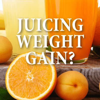 Can Detox Cause Weight Gain by Drs Gain Weight From Juice Cleanse Matt Fraser