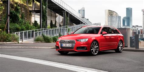 Audi A4 2 0 Review by 2016 Audi A4 Avant 2 0 Tfsi And 2 0 Tfsi Quattro Review