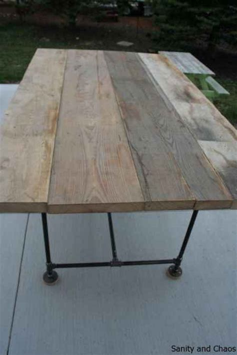 Build Outdoor Dining Table 18 Diy Outdoor Dining Room Tables